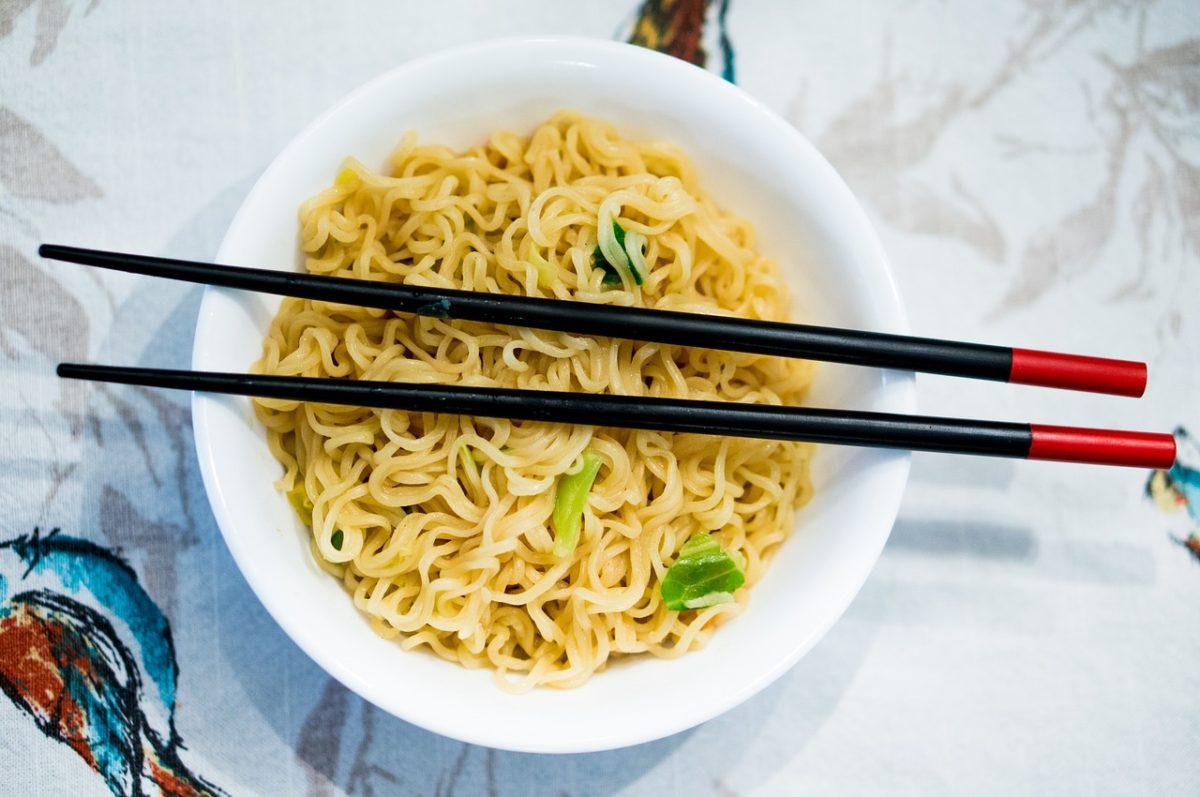 インスタント日本食