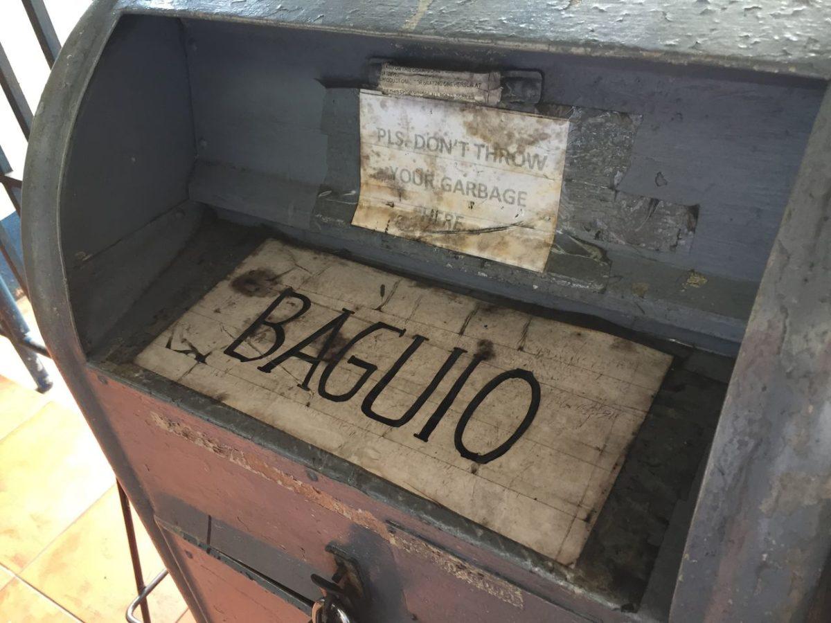 バギオ市内
