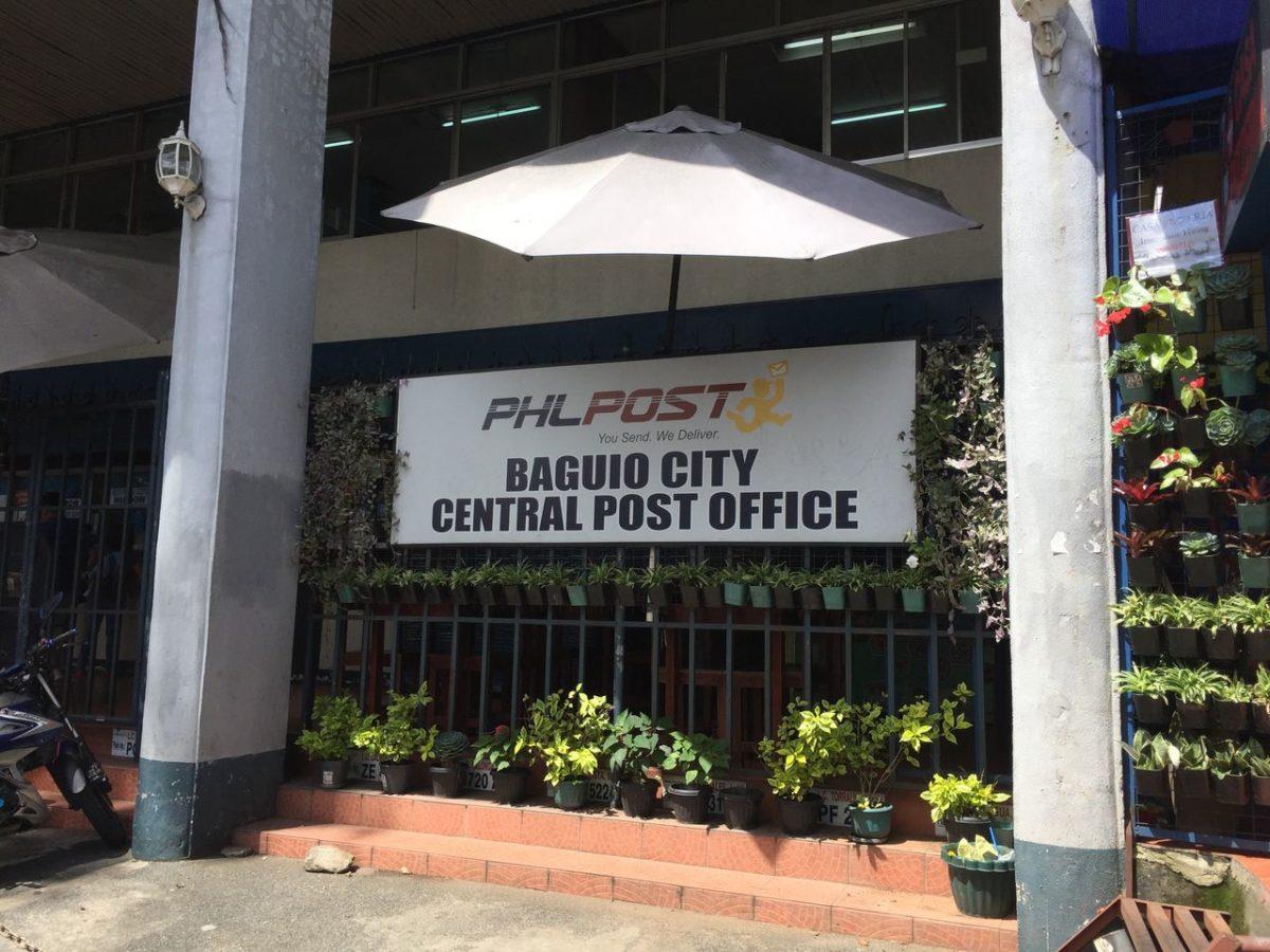 PHILPOST Baguio
