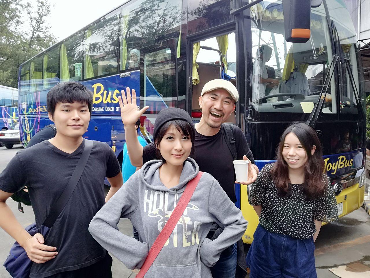ジョイバスで快適にバギオからマニラまで移動しよう