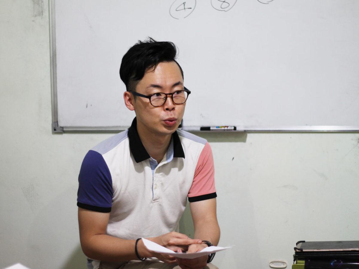 A&J音読クラス講師 ジョセフ