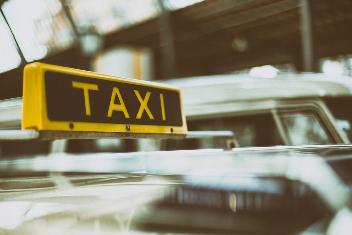 バギオのタクシーは安全?