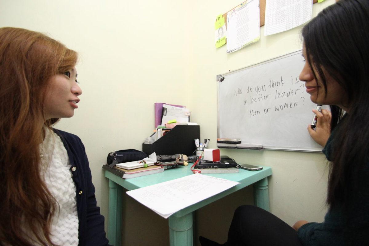 英語で英語を学ぶ
