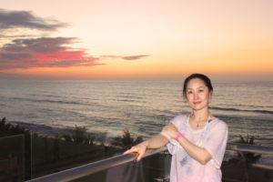 韓国人女性 きれいな肌