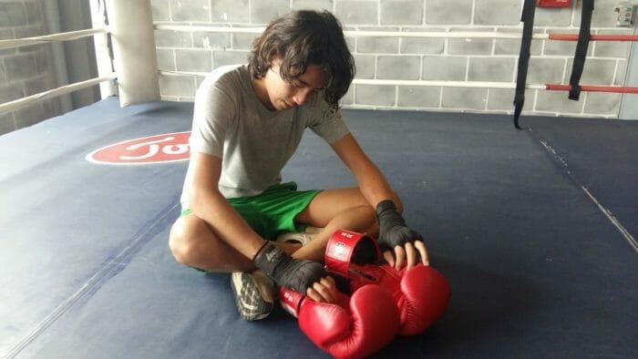ボクシング後 疲れた