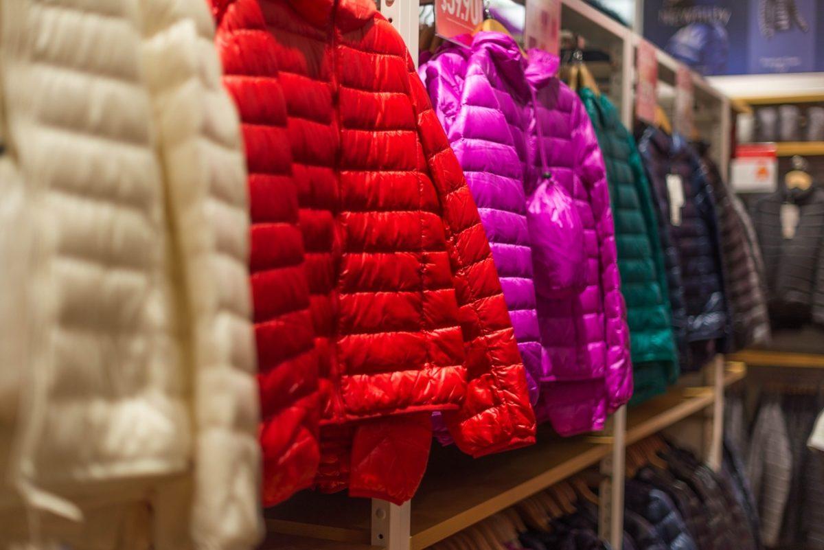 バギオの寒さ対策の衣類