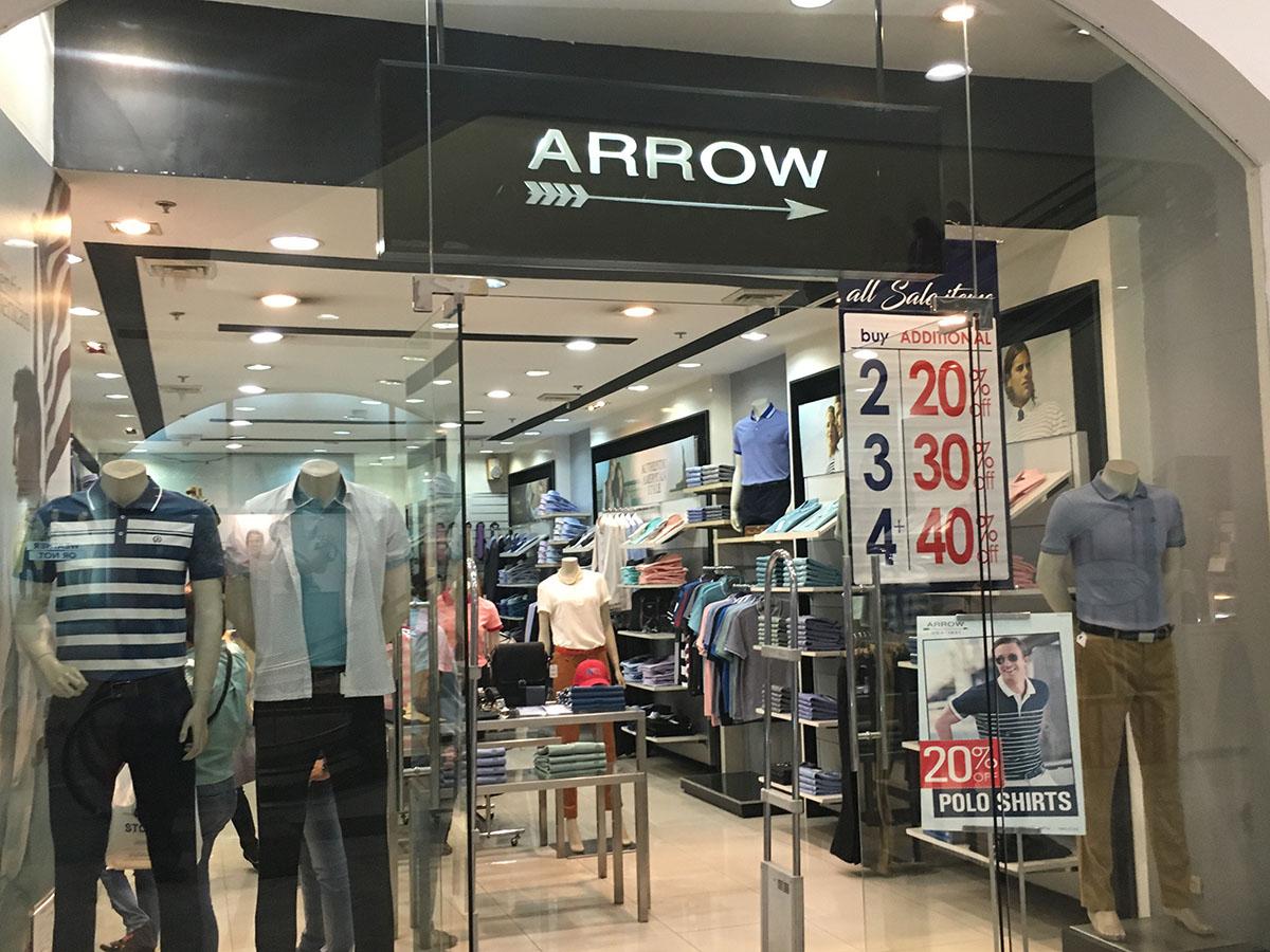 Arrow バギオ