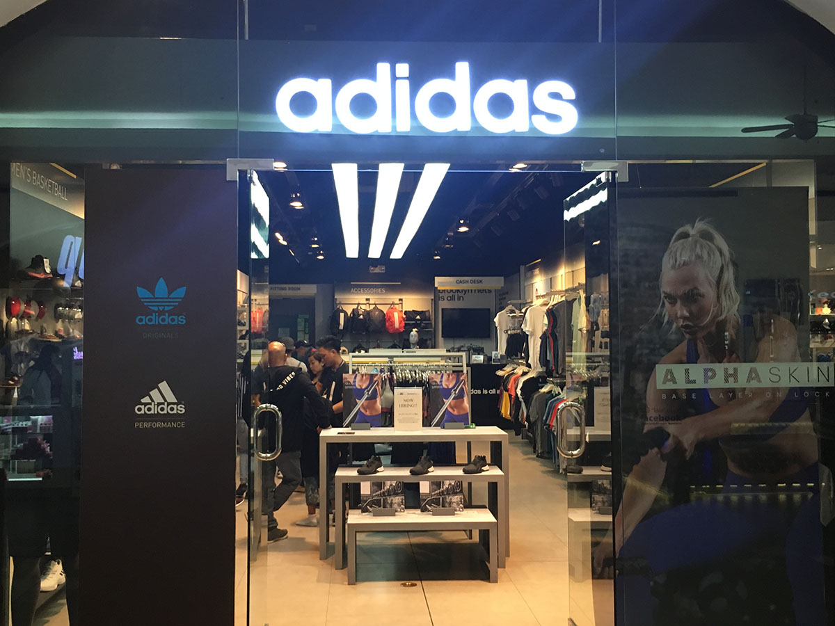 Adidas バギオ
