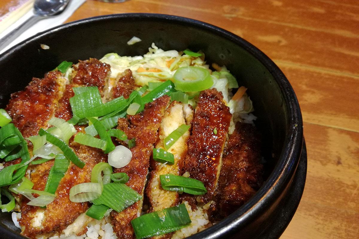 XIANGHE Baguio Pork cutlet Rice