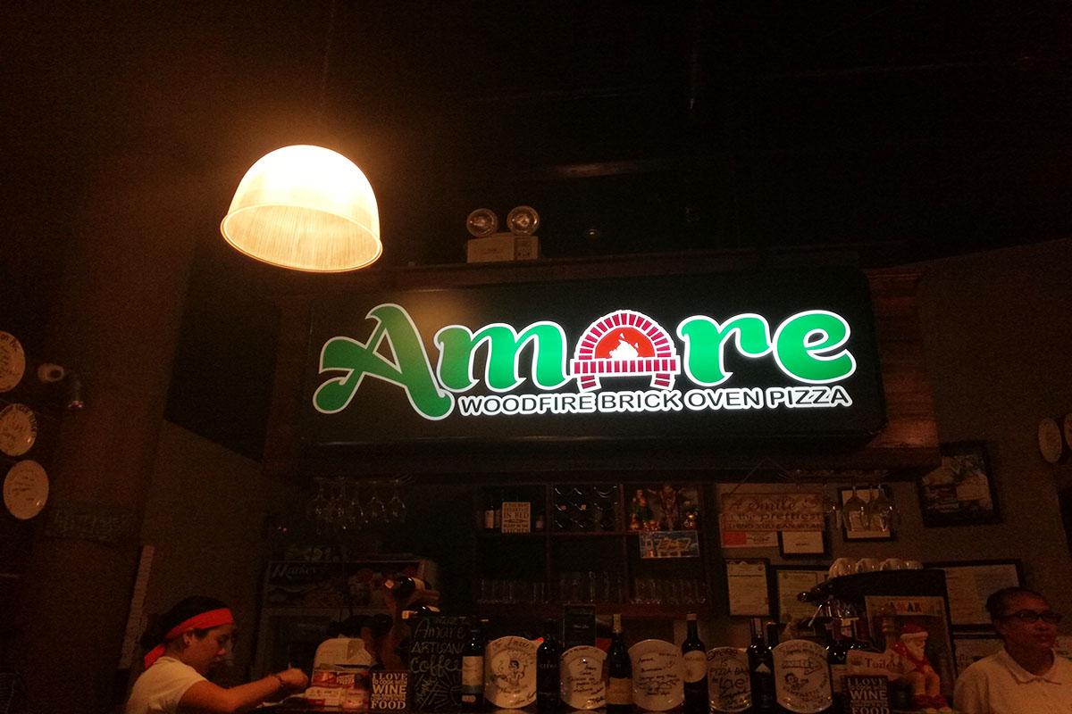 Amare La Cucina アマーレ バギオ