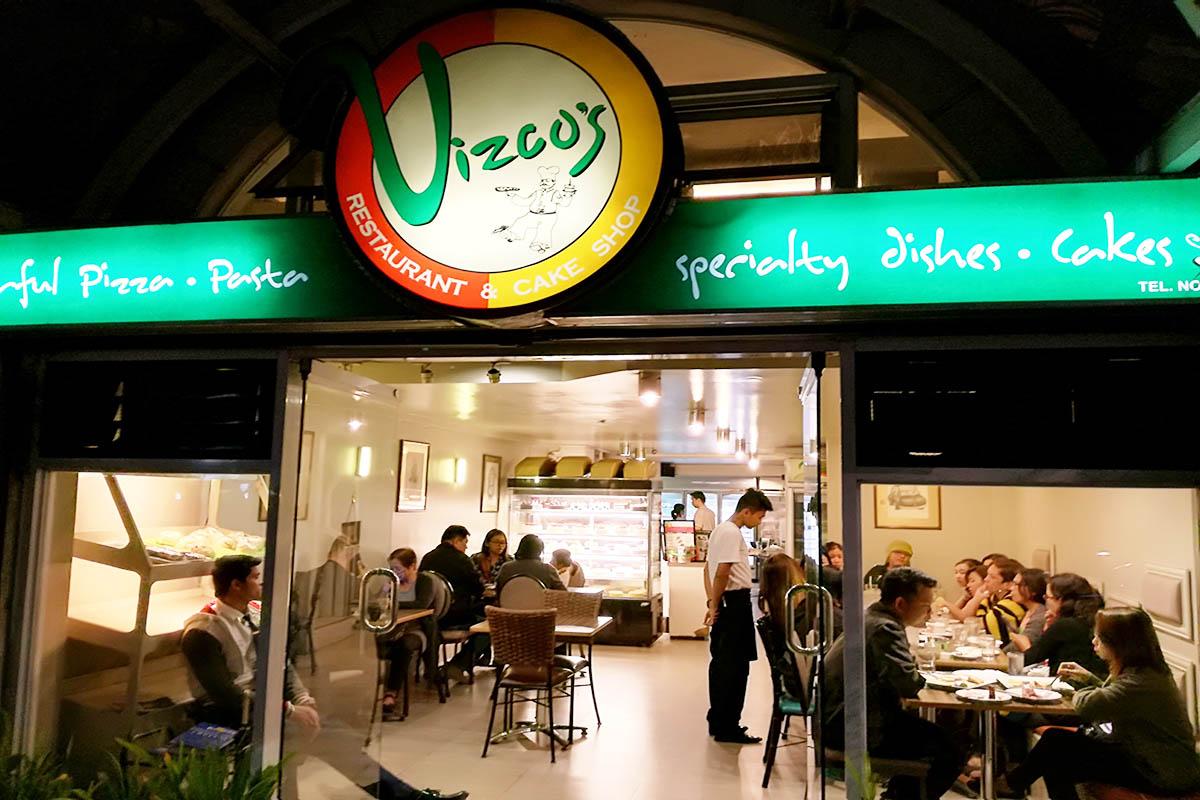 Vizco's バギオ