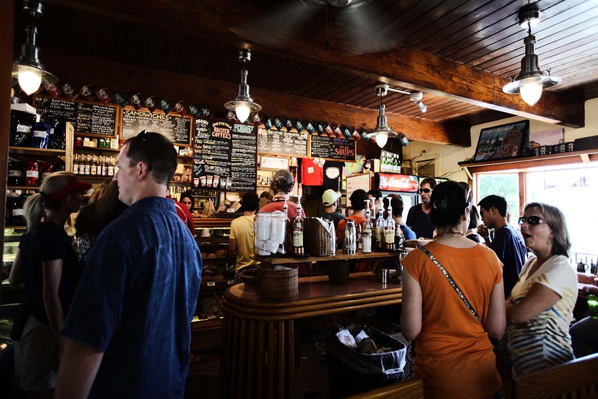 レストラン、カフェでの注文前に使える簡単英会話フレーズ