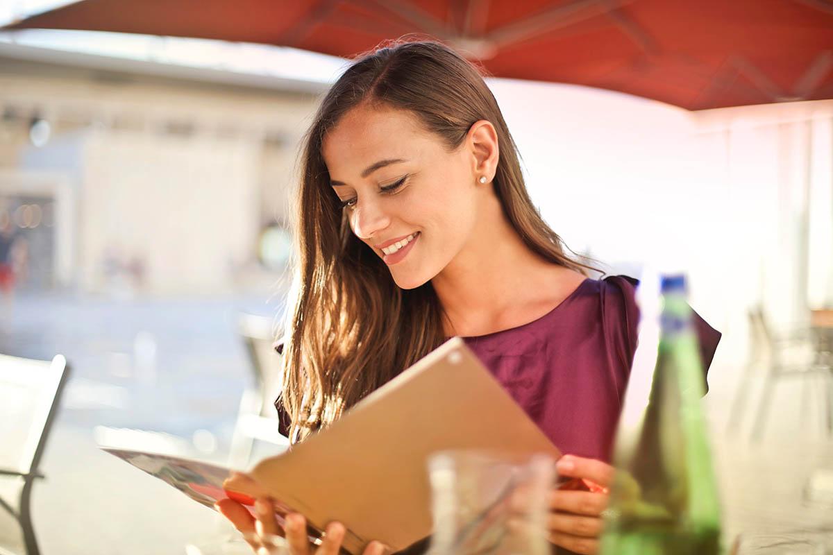 レストラン、カフェでの注文時に使える簡単英会話フレーズ