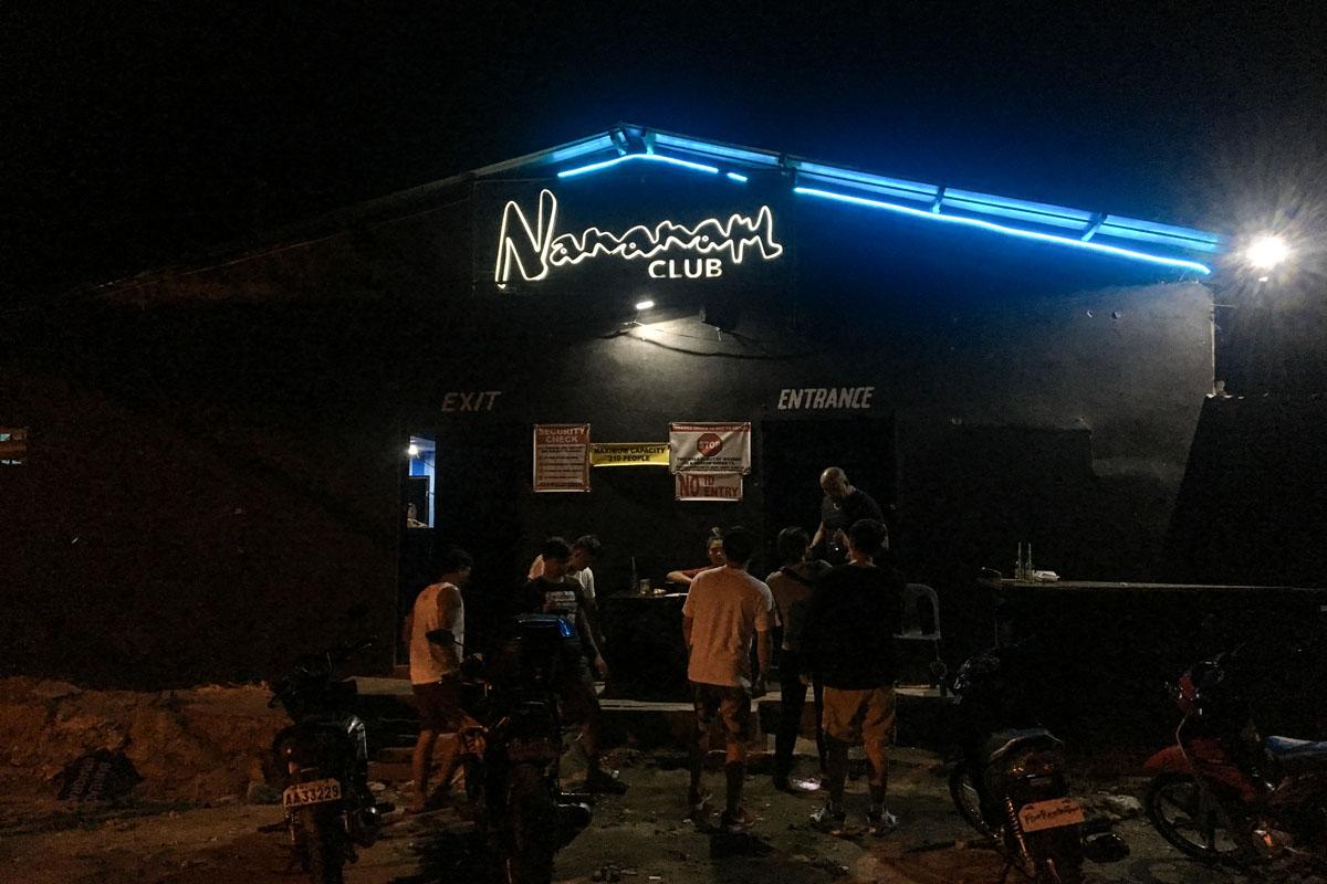 サンファン ダンスクラブ Nananam Club