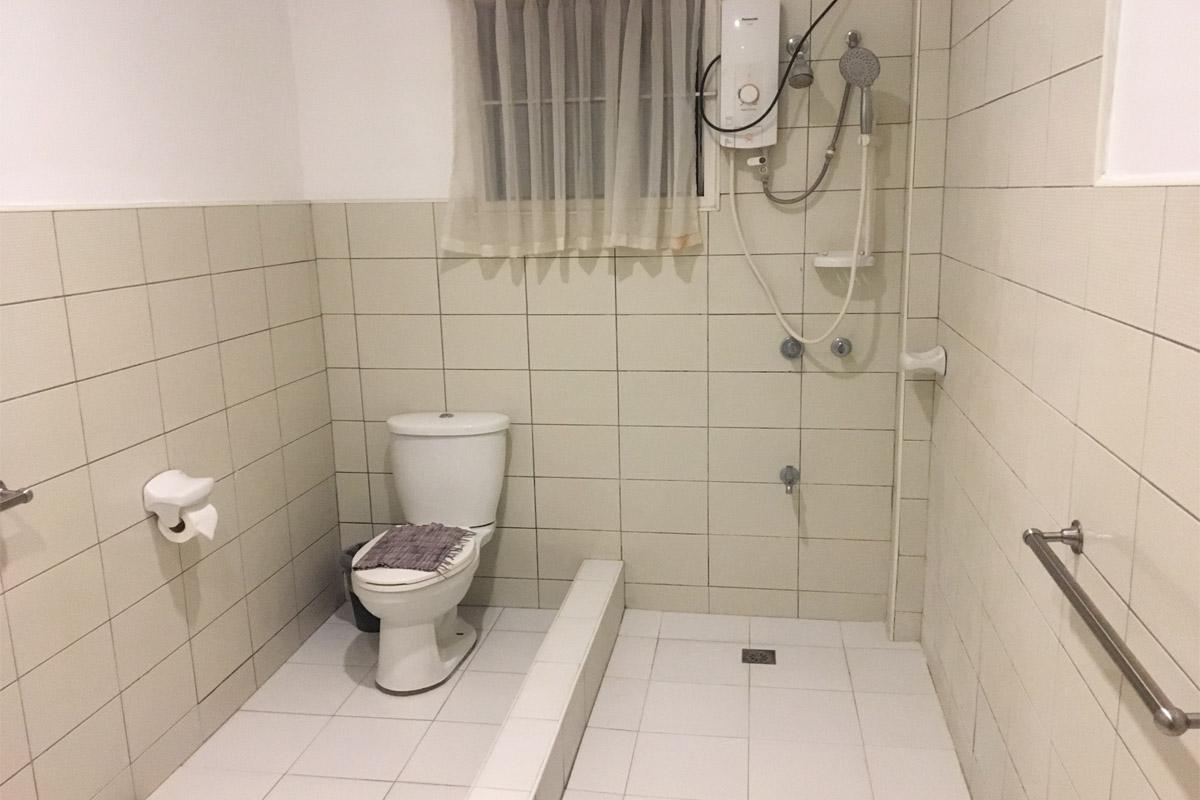 サンファン ホテルのクオリティ(バスルーム)